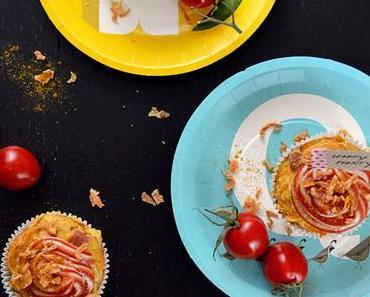 Currywurst Muffins – ein Partykracher!