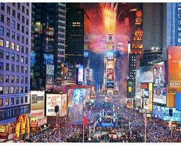 Nach Berlin-Terror: Times Square wird bei Neujahrsparty zur Festung