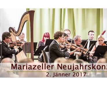 Termintipp: Mariazeller Neujahrskonzert 2017
