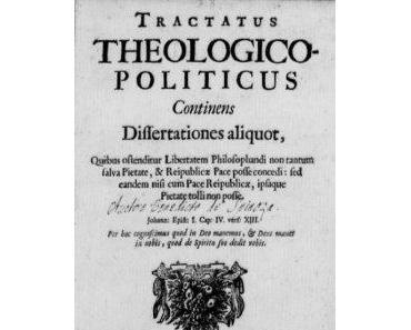 Spinozas Religionskritik