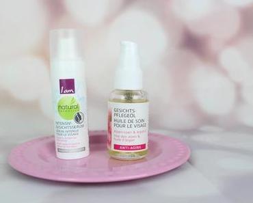 Migros I am Naturals Cosmetics - Gesichtspflege aus der Natur