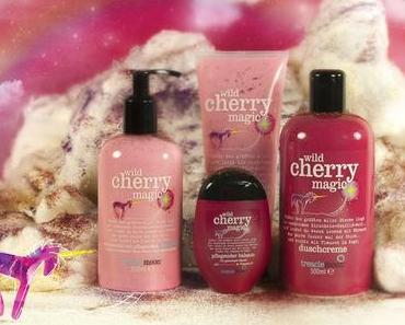 Einhornmagisch: treaclemoon wild cherry magic