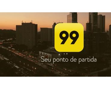 Didi investiert in Taxi-App99 aus Brasilien