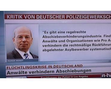 Wer steckt hinter der Petition gegen Rainer Wendt?
