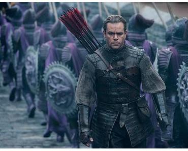 """""""The Great Wall"""" - Multikulti an der Chinesischen Mauer!"""