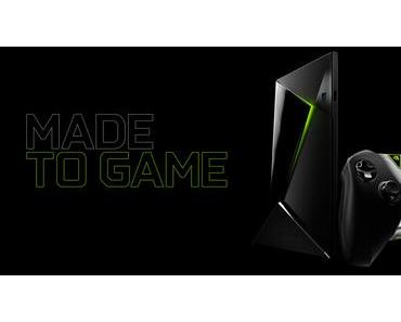 Nvidia Shield (2015) bekommt Update mit Android 7 und Amazon Prime Video