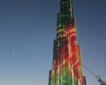 Dubai :: At the Top of the Burj Khalifa