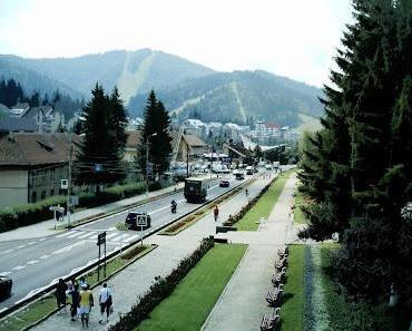 Eine Autobahn durch die Karpaten, das wünschen sich viele