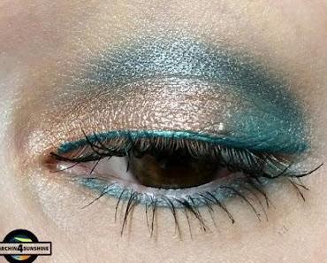 [Eyes] Moonshine Mineral Make-Up Lidschatten Rauchrose & Amazonit