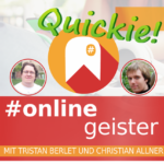 Barcamp-Special: PR für regionale Marken — #Onlinegeister Quickie (Social-Media-Podcast)