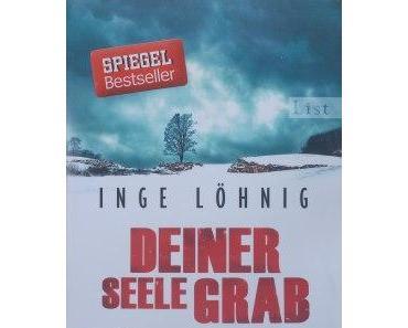 Inge Löhnig – Deiner Seele Grab