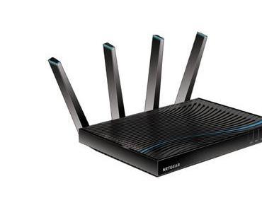 Dutzende Netgear-Router können gekapert werden