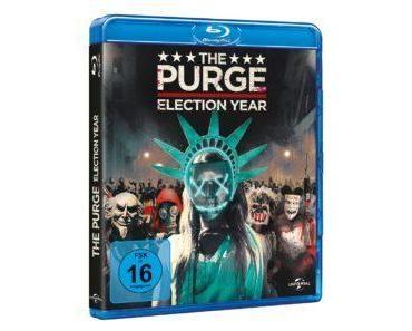 """Gewinnt 2x die DVD zu """"The Purge: Election Year"""" mit Frank Grillo"""