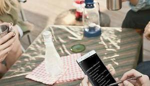 Samsung Galaxy Note Pressekonferenz Brandursache