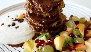 Vollkornpancakes glutenfrei zuckerfrei