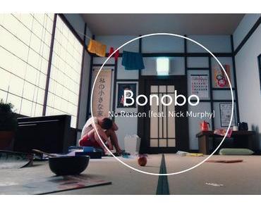 Musikvideo: Bonobo – No Reason (feat. Nick Murphy)