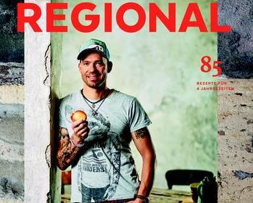 Kochbuch: Regional mit Leidenschaft * Andi Schweiger
