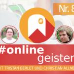 Datenschutz im Neuland — #Onlinegeister Nr. 8 (Netzkultur-Podcast)