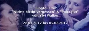 """[Blogtour] """"Nichts bleibt vergessen/Polarglut"""": Tag 1"""