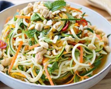Thai Salat-Dressing + 2 Salat-Variationen