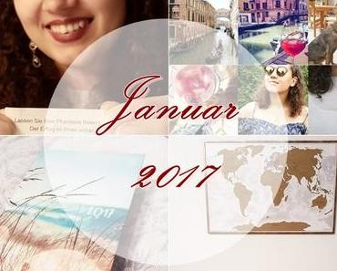 Der Monat Januar in Instagram Bildern