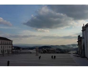 Unverhofft kommt oft: zwei Tage in Coimbra