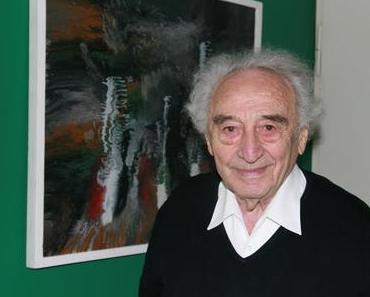 Benefiz-Auktion ausgewählter Werke: Max Mannheimer als Maler