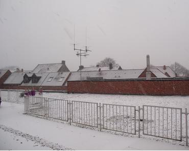 Foto: Der Winter kommt zurück