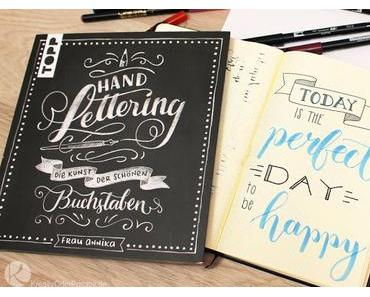 Hand-Lettering: Mein erstes Layout