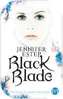 [Rezension] Jennifer Estep: Black Blade 03 - Die helle Flamme der Magie