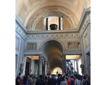 Nachts ins Museum – der Vatikan