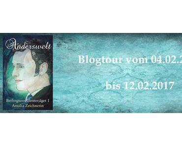 Blogtour: Berlingtons Geisterjäger 1 Anderswelt von Amalia Zeichnerin