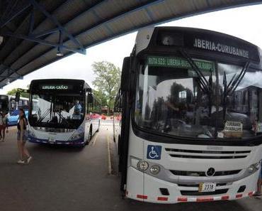 Wichtige Tipps und Routen für das Busfahren in Costa Rica