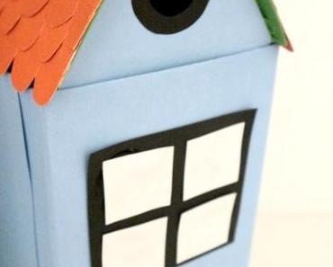 Pixibuchhaus - DIY Aufbewahrung für Pixibücher