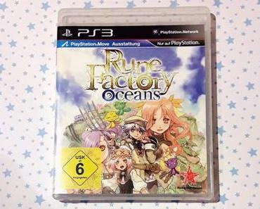 Spiel Review: Rune Factory Oceans von Mia