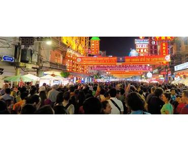 Bangkok Walking Tour: 10 Märkte in und um Chinatown