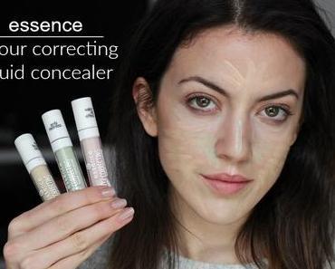 essence colour correcting liquid concealer