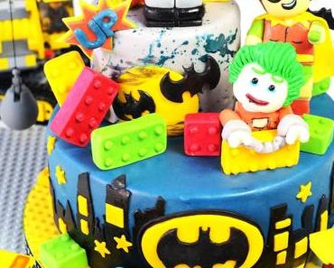 """THE LEGO BATMAN MOVIES"" - die Torte zum Film"