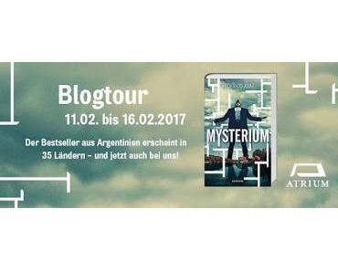 Blogtour: Mysterium von Federico Axat