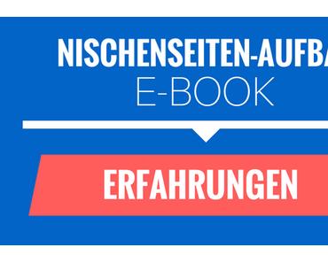 Nischenseiten-Aufbau E-Book Erfahrungen