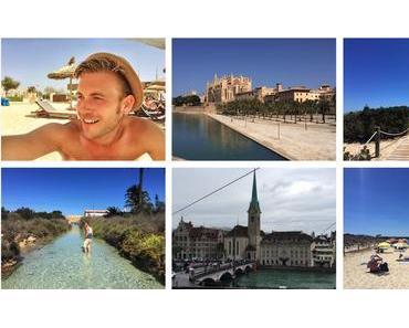Entdeckungsreise Europa 2016 – Zürich, Ibiza, Formentera und Mallorca