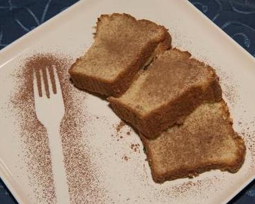 Haselnusskuchen (ovo-lacto-vegetarisch)
