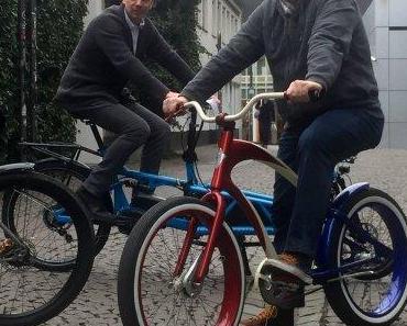 INFO + GEWINNSPIEL: Die neue Fahrrad-Messe CYCLINGWORLD in Düsseldorf steht in den Startlöchern!