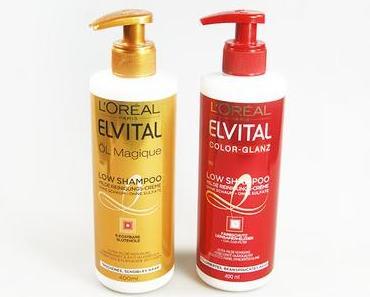 L'Oreal Elvital Low Shampoo