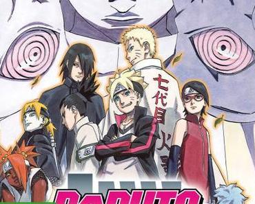Anime Movie Review: Boruto – Naruto The Movie von Fuma