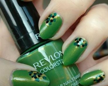 [Nails] LACKphabet: D wie Dotticure mit REVLON 230 BONSAI