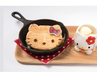 Japan und seine Character Cafés – Hello Kitty Café Eröffnung in Osaka