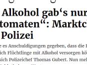 Thüringen: Polizei unternimmt Einkaufstour Asylanten Kauf Alkohol