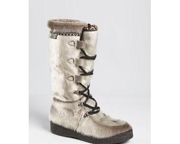 Topaz Artic Seehundfell Schuhe pünktlich durch Balticproducts.eu geliefert