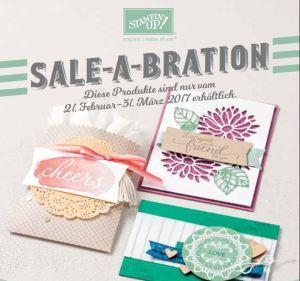Sale-a-Bration {Zweiter Teil}